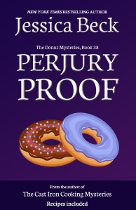 donut 38 cover - Perjury Proof